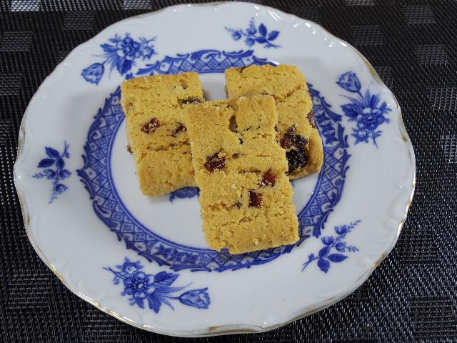 ダネジタアップルシュトゥルーデル風クッキー3