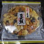 今回のおやつ:日進堂製菓の「豆太鼓黒豆」を食べる!