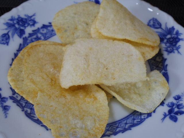 カロリーを気にせず食べられるポテトチップスゆずこしょう5