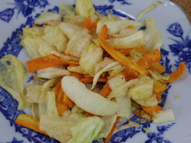 野菜炒めのまんま3