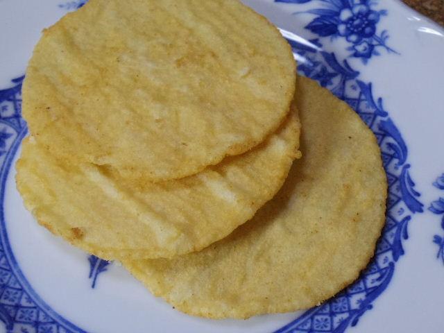 ポテトフライ カルビ焼の味3
