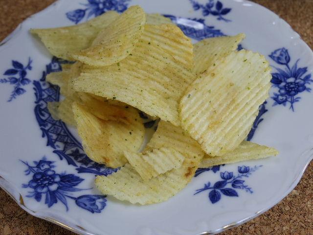 ポテリッチのり塩バター味3