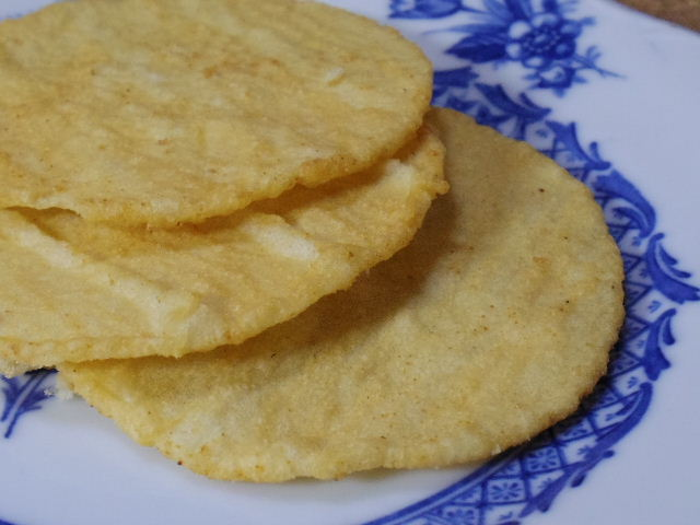 ポテトフライ カルビ焼の味4