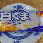 今回のおやつ:「センタン 白くま」を食べる!