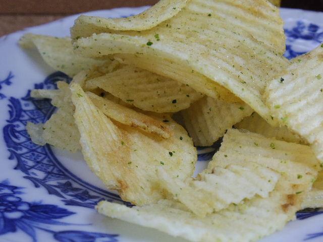 ポテリッチのり塩バター味4