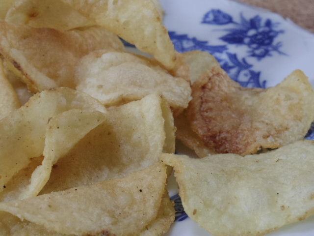 堅あげポテト 甘辛鶏の山椒焼き味4