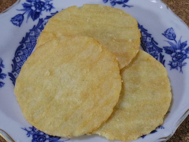 ポテトフライじゃが塩バター3