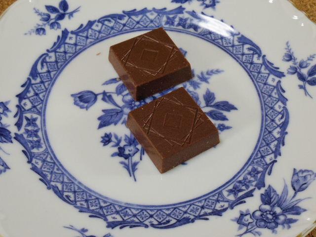 ローソンゴーフレット入りチョコレート4