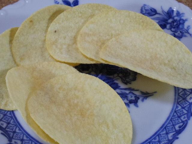 ポテトチップスクリスプうすしお味4