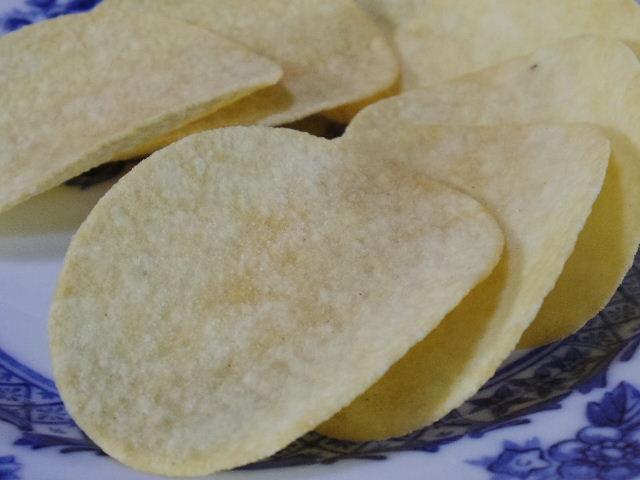 ポテトチップスクリスプうすしお味5