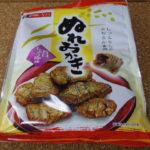 今回のおやつ:秋田いなふく米菓「ぬれおかき」を食べる!