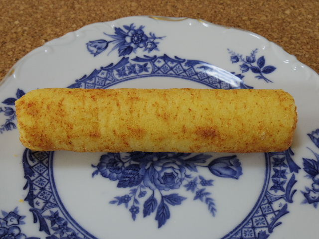 うまい棒テリヤキバーガー味3