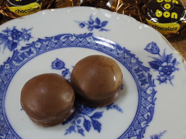 ボノボンチョコクリーム4