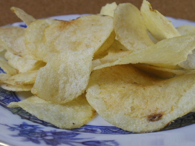 ポテトチップス水ようかん味5