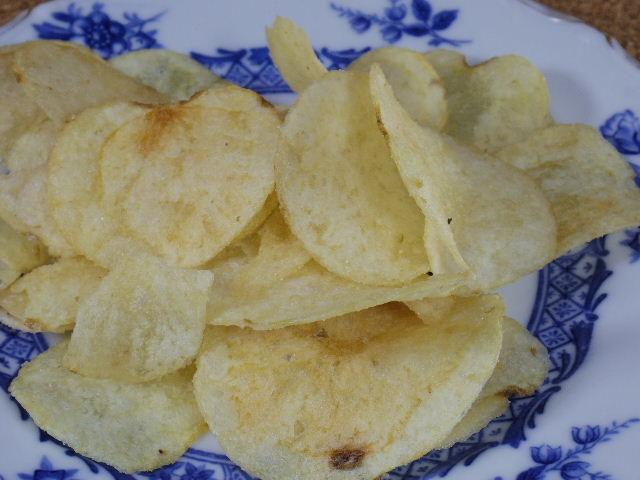 ポテトチップス水ようかん味4