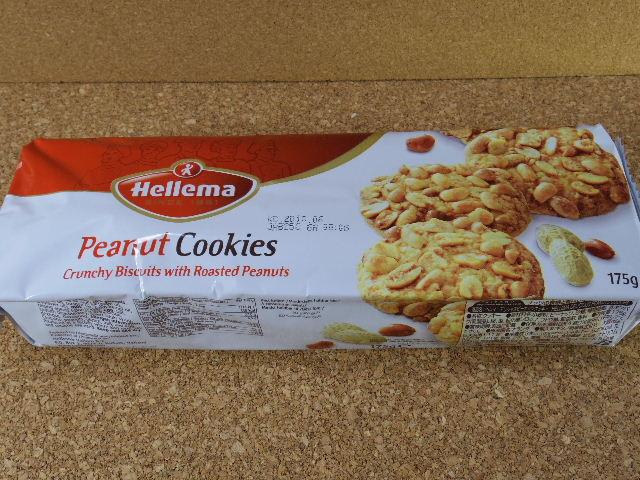 ヘレマ デリシャスピーナッツクッキー1