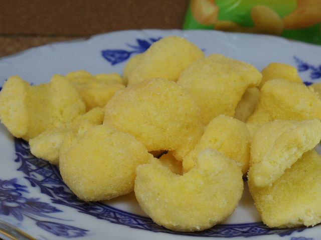 くるッとスナック チーズ味4