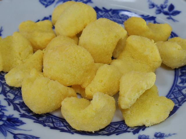 くるッとスナック チーズ味3