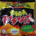 今回のおやつ:コイケヤ「世界のカラムーチョ タイ ホットチリ味」を食べる!