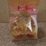 今回のおやつ:Taste Delight(テイストデライト)「メイプルリーフクリームクッキー」を食べる!