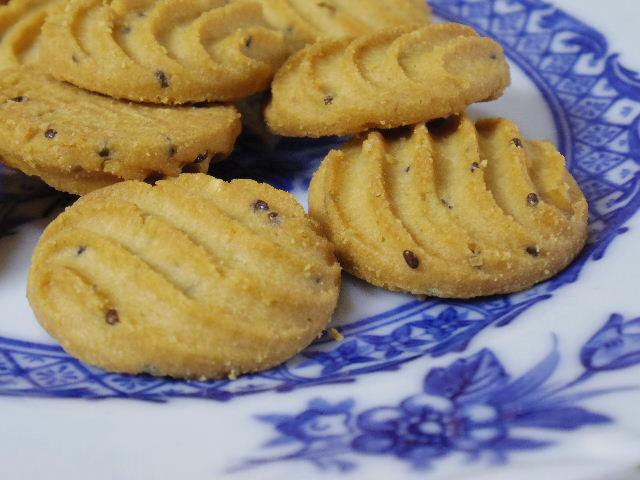 ローソン ブランとチアシードのクッキー04