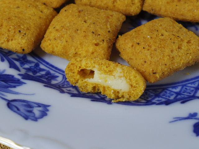スパイシーな海老のチーズインスナック04