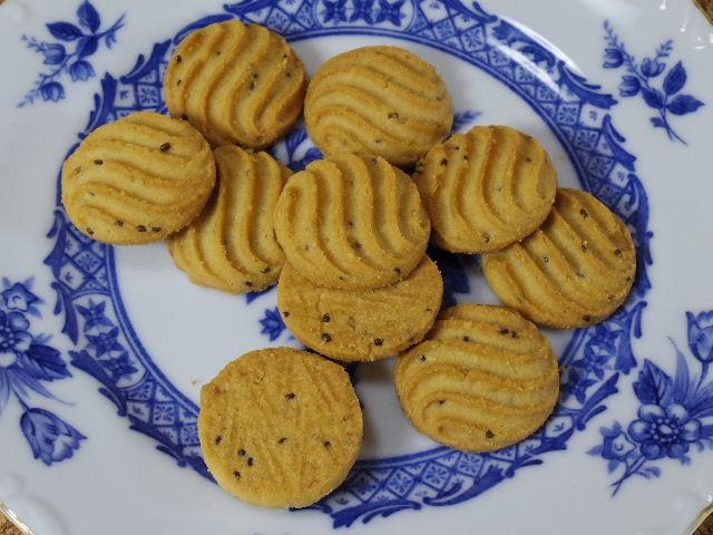 ローソン ブランとチアシードのクッキー03