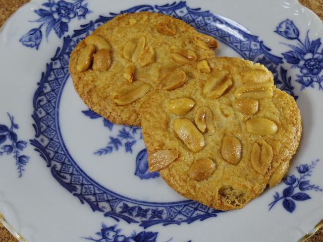 ヘレマ クランチピーナッツクッキー04