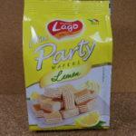 イタリアのお菓子:Lago「パーティウエハース レモン」を食べる!