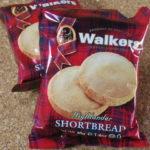 イギリスのお菓子:「ウォーカー ハイランダーショートブレッド」を食べる!