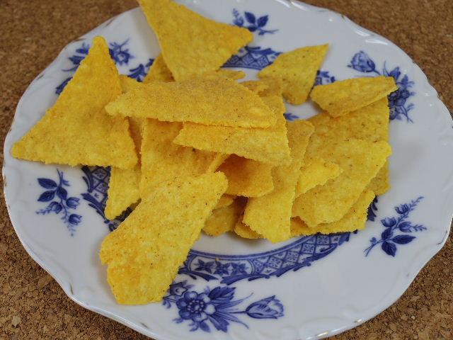 エルサボール ナチョチップ チーズ 中身1