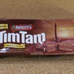 今回のおやつ:アーノッツの「ティムタム チョコレート」(インドネシア版)を食べる!