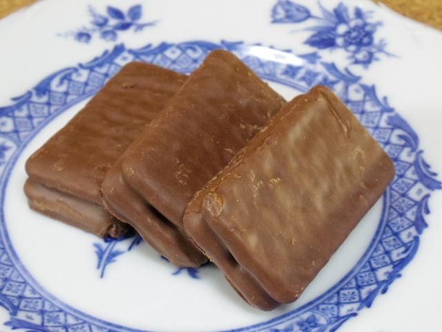 ティムタムチョコレート 中身1