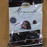 イタリアのお菓子:ソカード「Momenti カカオ豆クリーム入り 75%カカオ ダークチョコレート」を食べる!