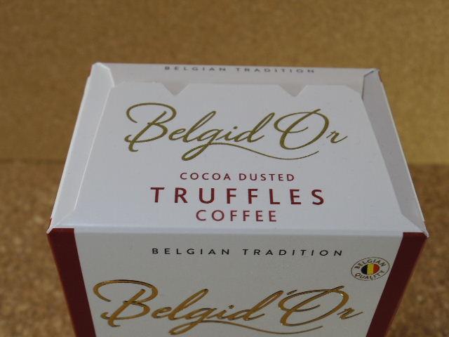 ナトラ ベリジドール ココアダストトリュフ コーヒー 箱2