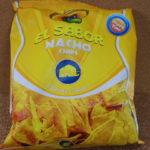 ギリシャのお菓子:「エルサボール ナチョチップ チーズ」を食べる!