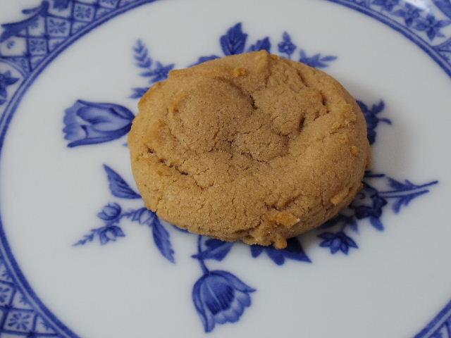 甘栗クッキー焼いちゃいました 中身1
