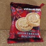 イギリスのお菓子:「ウォーカーショートブレッドラウンド」を食べる!