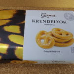 ウクライナのお菓子:Gronaの「KRENDELYOK プレッツェルパイ」を食べたレビュー!