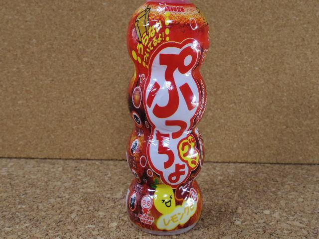 ぷっちょグミ コーラレモン 表