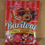ウクライナのお菓子:ABKの「バリトン チョコクリーム」を食べる!