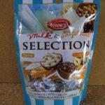 イタリアのお菓子:「WITOR'S ミルク&ヘーゼルナッツ セレクション」を食べる!