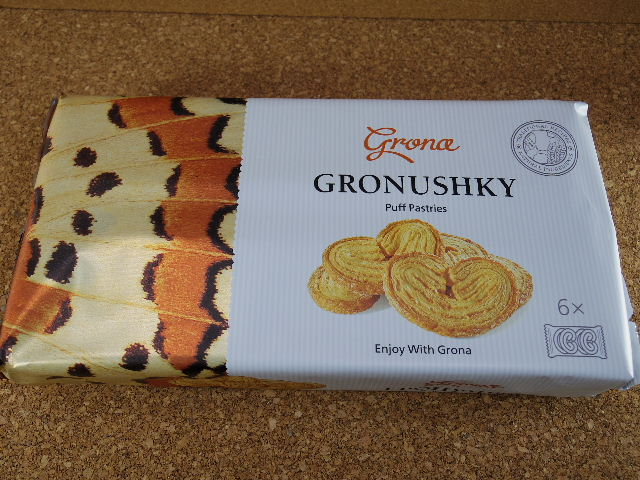 grona gronushky ハートパイ パッケージ表