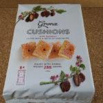 ウクライナのお菓子:Gronaの「CUSHIONS クッションチョコレート」を食べる!