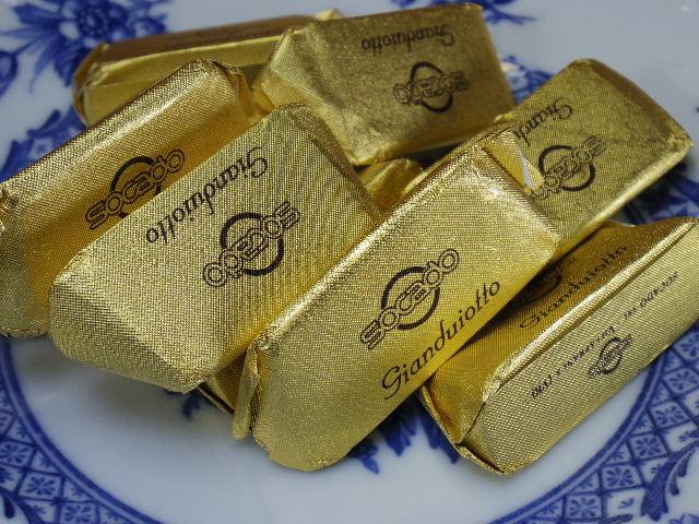 ソカード ジャンドゥーヤ ヘーゼルナッツチョコレート 個包装