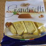 イタリアのお菓子:「ソカード ジャンドゥーヤ ヘーゼルナッツチョコレート」を食べる!