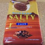 今回のおやつ:東ハトの「ソルティ ショコラ」を食べる!