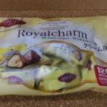 ウクライナのお菓子:ABKの「ロイヤルチャーム クリーム味」を食べる!