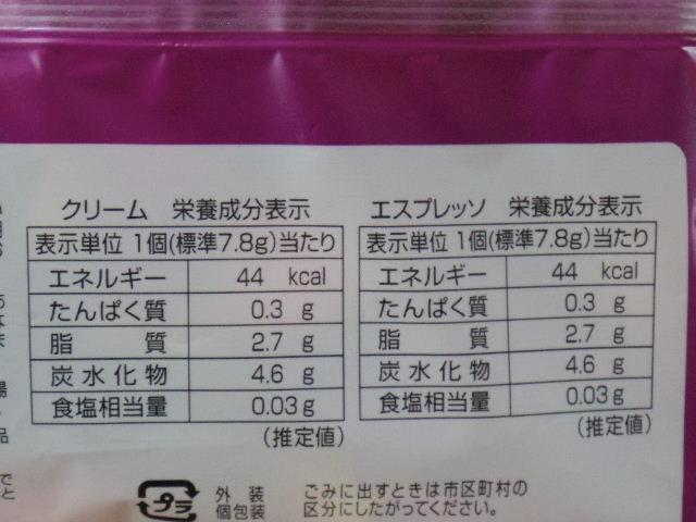 ABK エミリオ 成分表