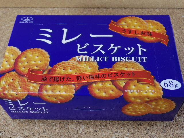 三ツ矢製菓ミレービスケット 箱1